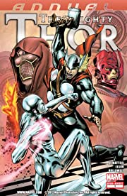 The Mighty Thor (2011-2012) Annual #1