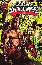 Deadpool's Secret Secret Wars #4 (of 4)