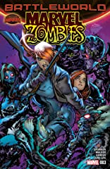 Marvel Zombies (2015-) #3