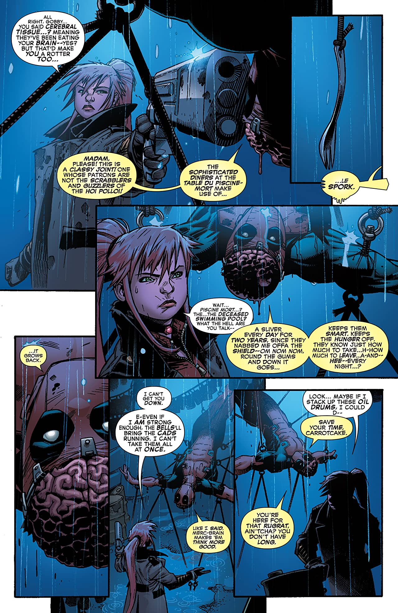 Marvel Zombies (2015) #3