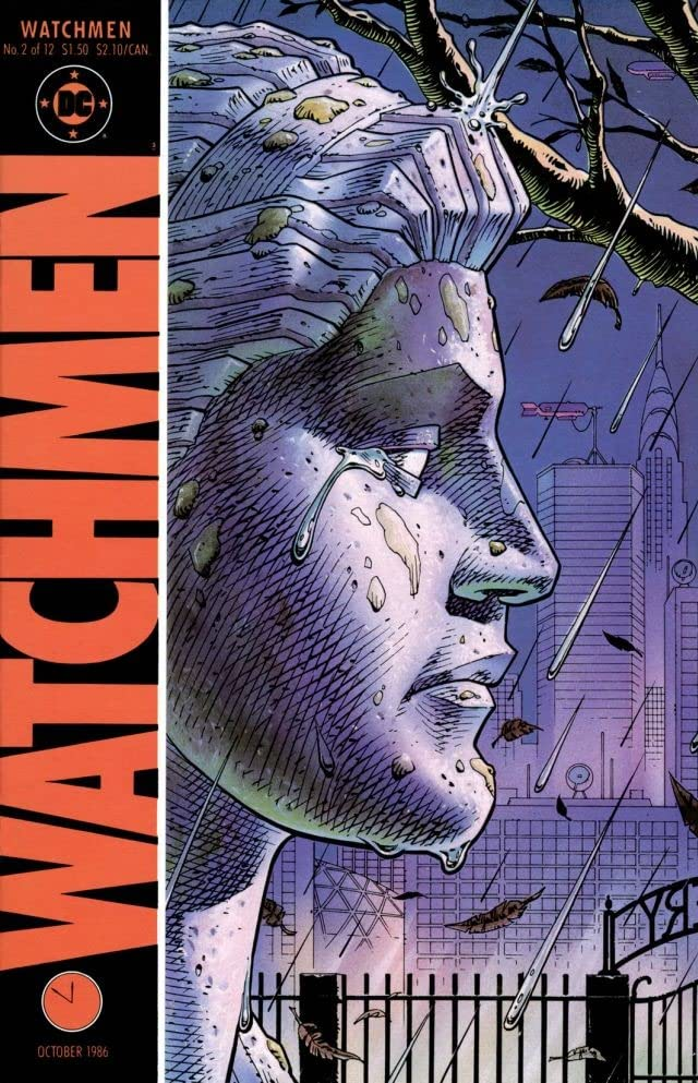 Watchmen #2 (of 12)