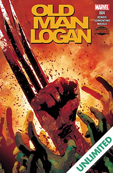 Old Man Logan (2015) #4