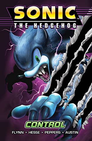Sonic the Hedgehog Vol. 4: Control