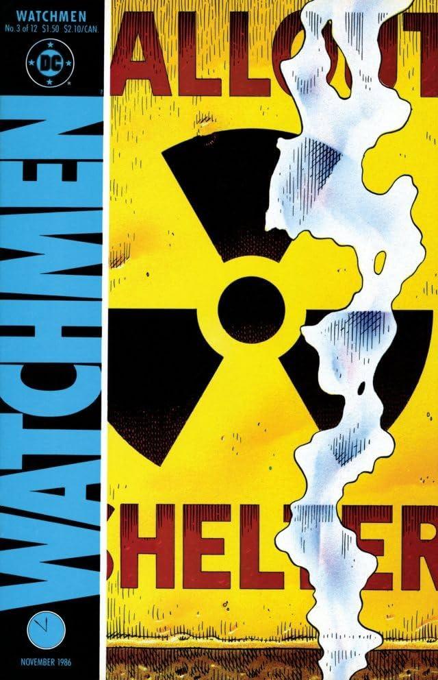 Watchmen #3
