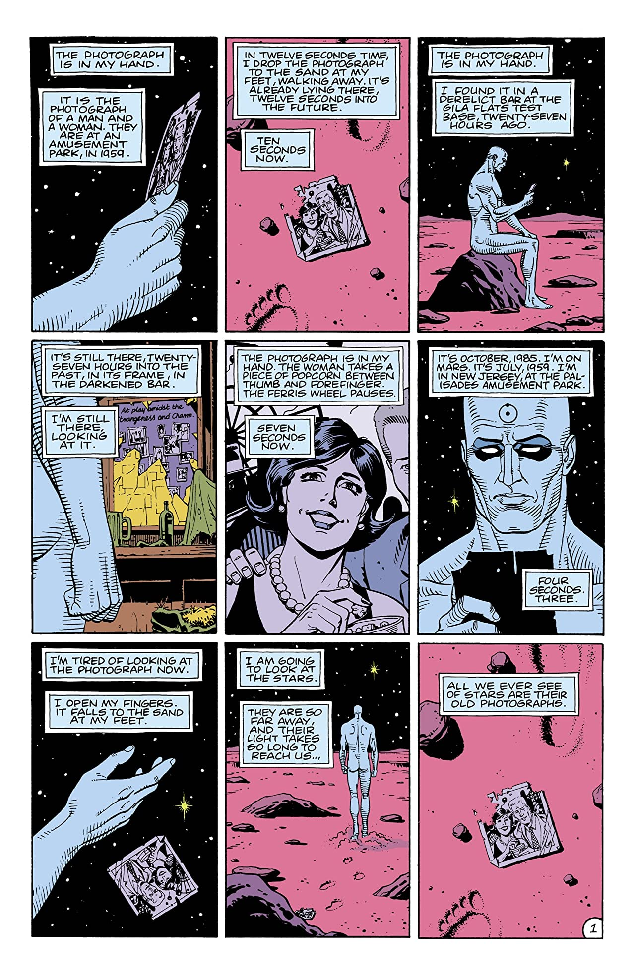 Watchmen #4 (of 12)
