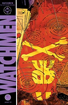 Watchmen #5 (of 12)