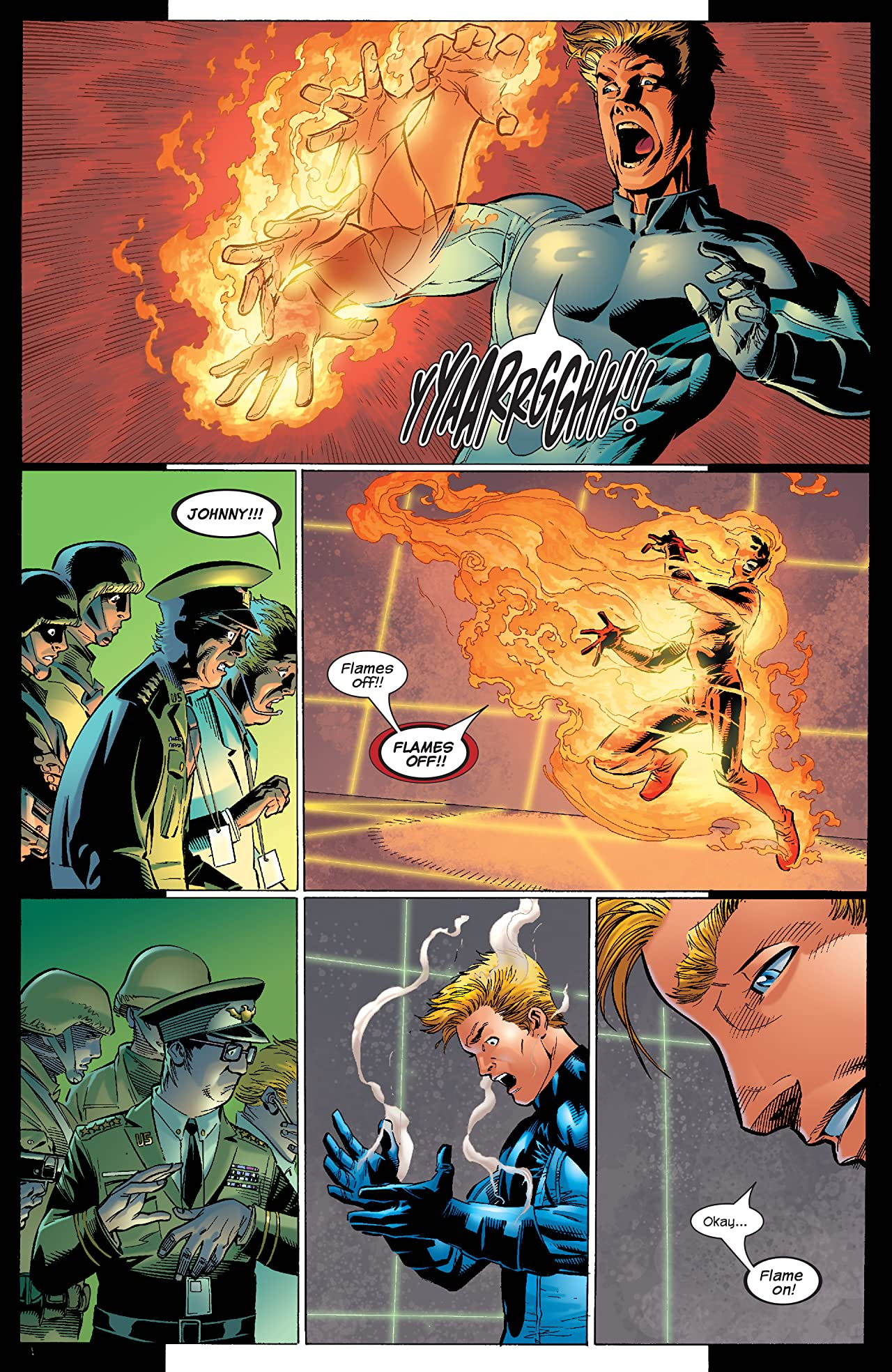 Ultimate Fantastic Four #4