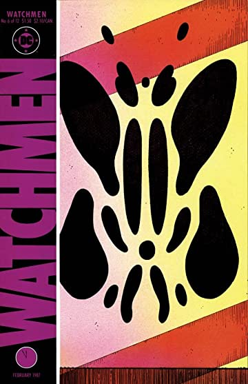Watchmen #6 (of 12)