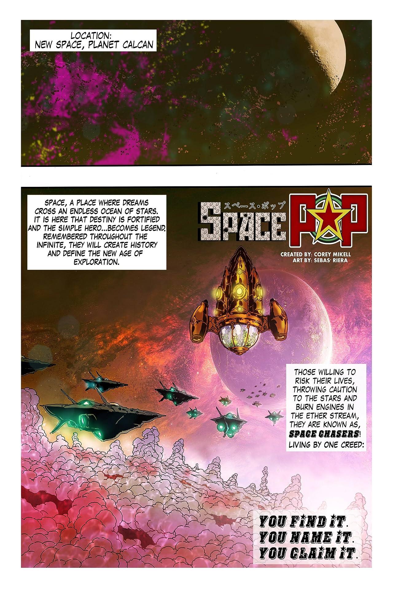 Space Pop #1