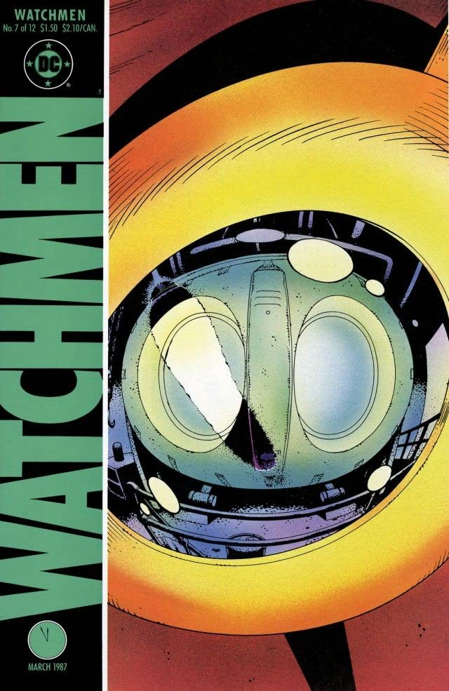 Watchmen #7 (of 12)