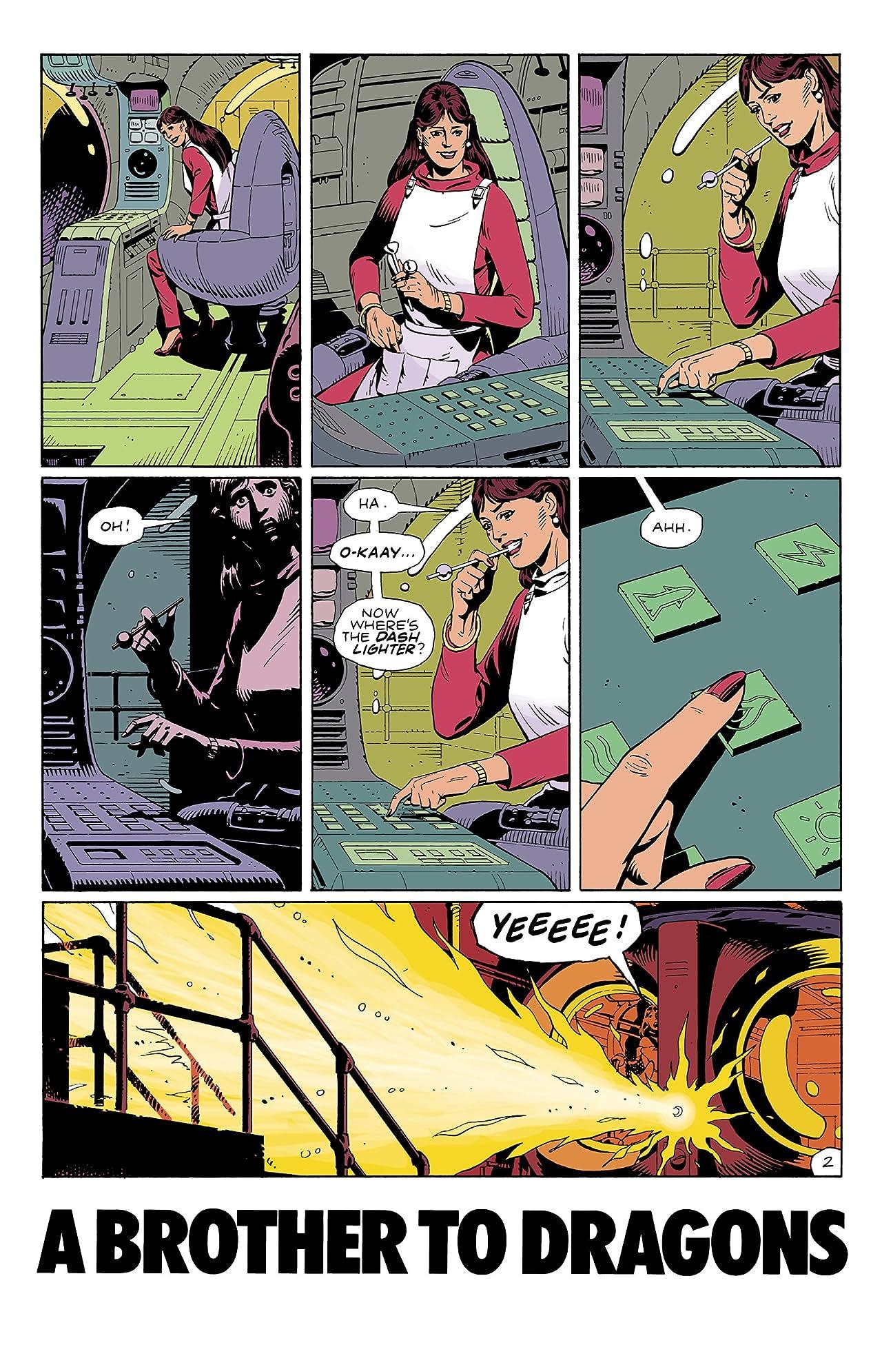 Watchmen #7 (of 12)