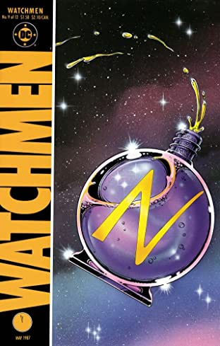 Watchmen #9 (of 12)