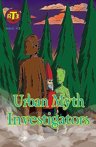Urban Myth Investigators #2