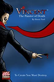 Vincent: The Painter of Death #1
