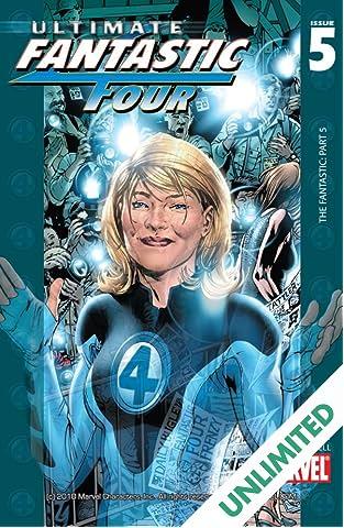 Ultimate Fantastic Four #5