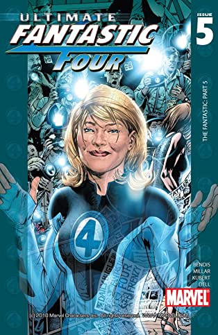 Ultimate Fantastic Four #5