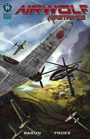 Airwolf Airstrikes #2: Army of Quah