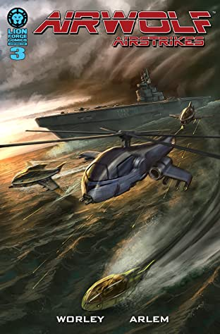 Airwolf Airstrikes #3: Airsharks