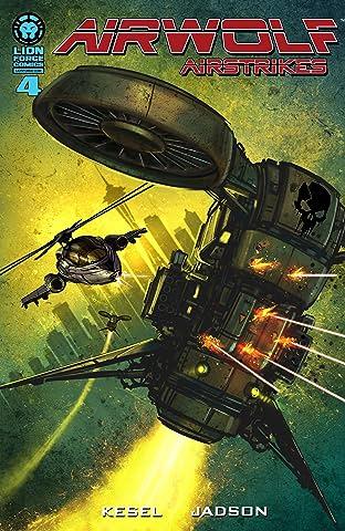 Airwolf Airstrikes #4: Fire Fight
