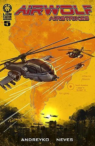 Airwolf Airstrikes #5: Smash and Grab
