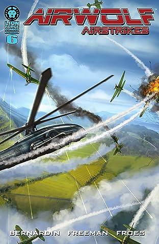 Airwolf Airstrikes #6: Sanctioned