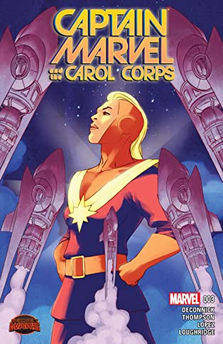 Captain Marvel and the Carol Corps (2015) #3