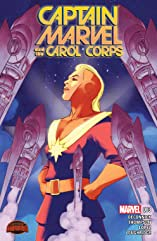 Captain Marvel and the Carol Corps (2015-) #3