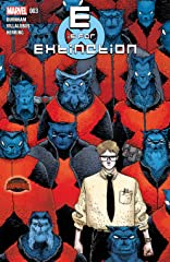 E Is For Extinction (2015-) #3