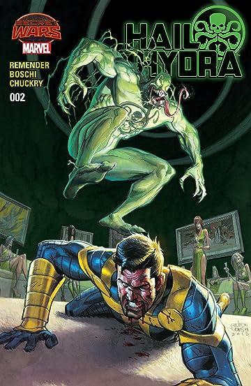 Hail Hydra (2015) #2