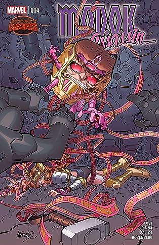 M.O.D.O.K. Assassin (2015) #4 (of 5)