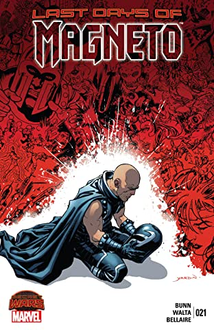 Magneto (2014-2015) #21