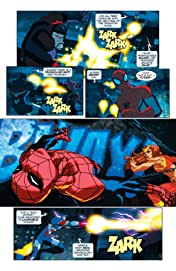 Marvel Universe Ultimate Spider-Man: Web Warriors (2014-2015) #10