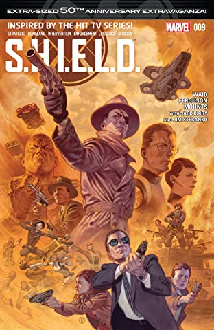 S.H.I.E.L.D. (2014-2015) No.9