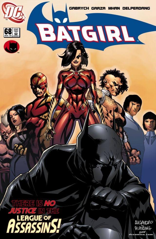 Batgirl (2000-2006) #68