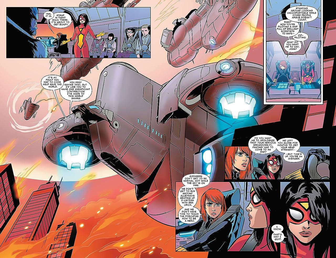 Spider-Woman (2014-2015) #10