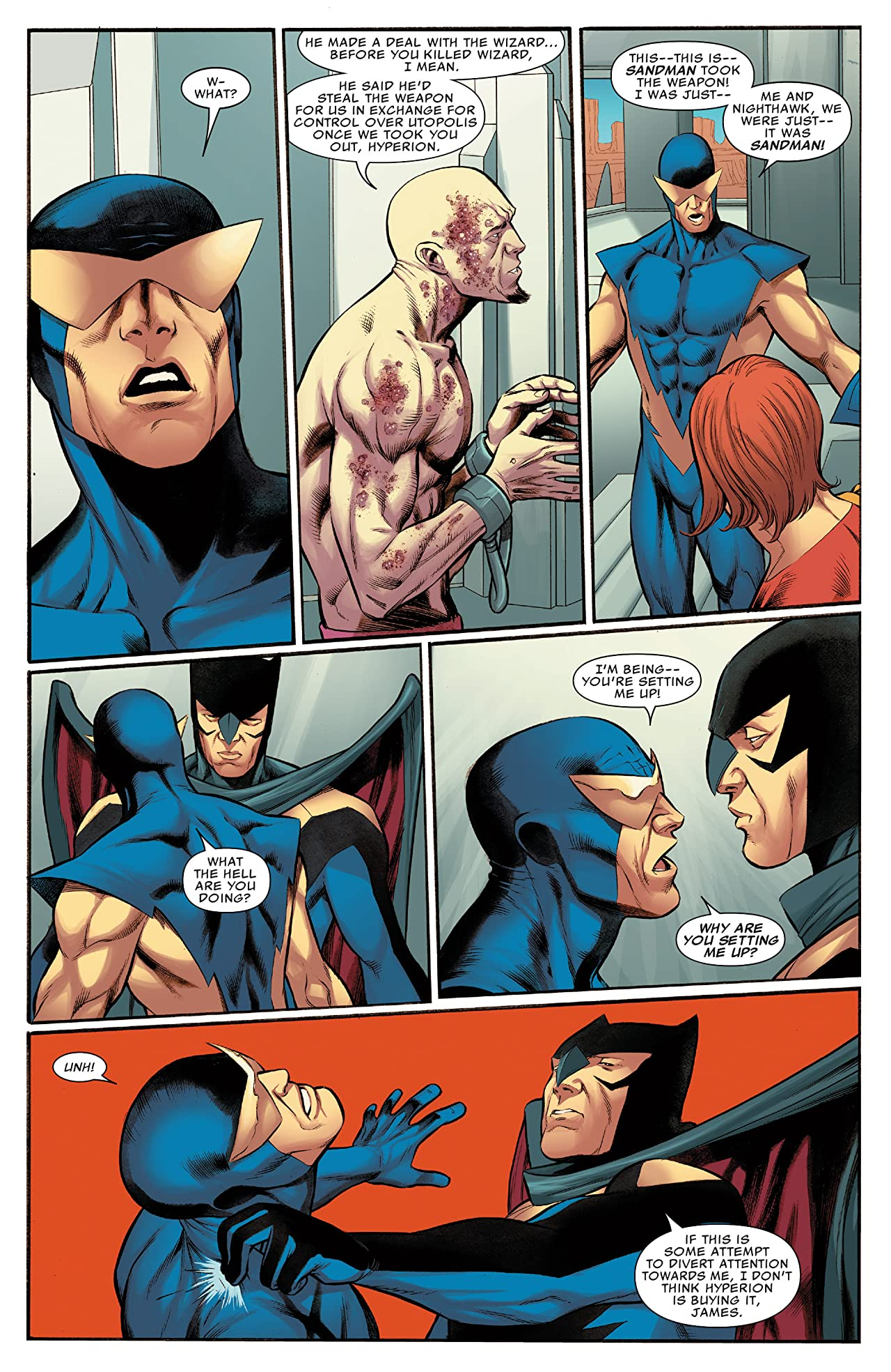 Squadron Sinister (2015) #3
