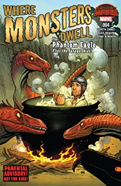 Where Monsters Dwell (2015) #4 (of 5)