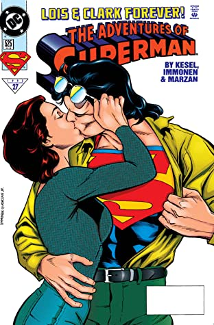 Adventures of Superman (1986-2006) #525