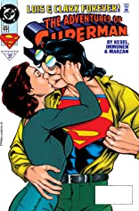 Adventures of Superman (1986-2006) #525