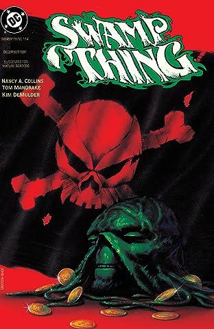 Swamp Thing (1982-1996) #114
