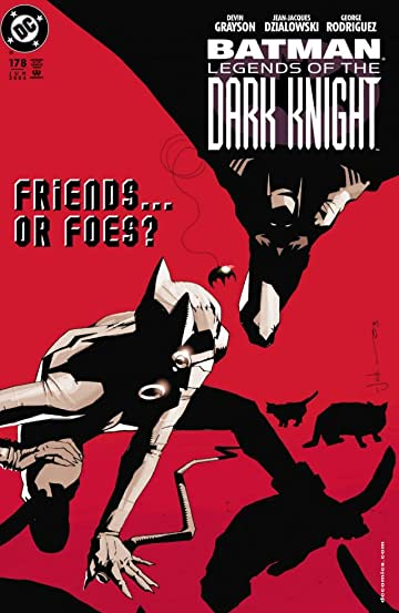 Batman: Legends of the Dark Knight #178