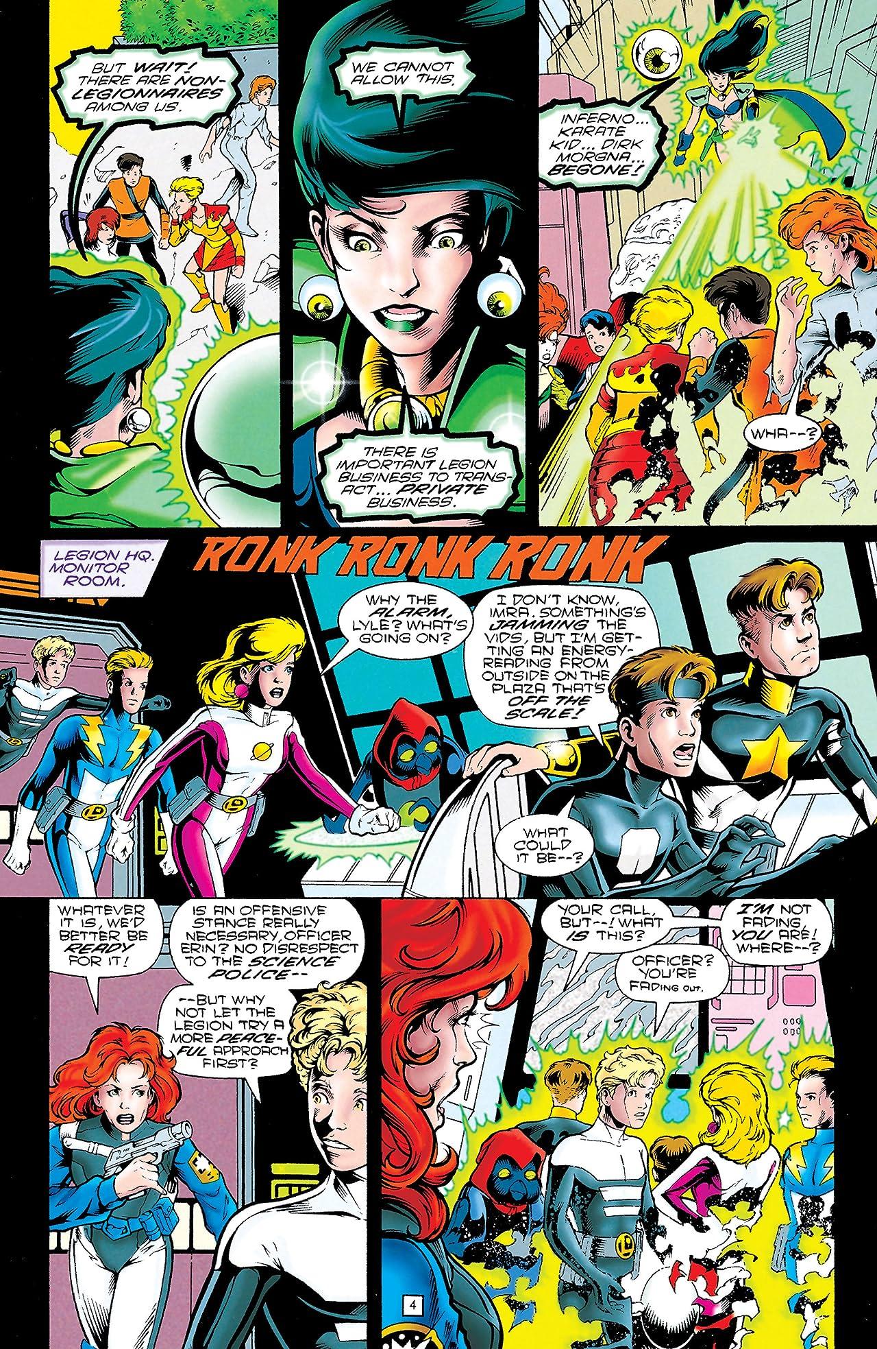 Legionnaires (1993-2000) #40