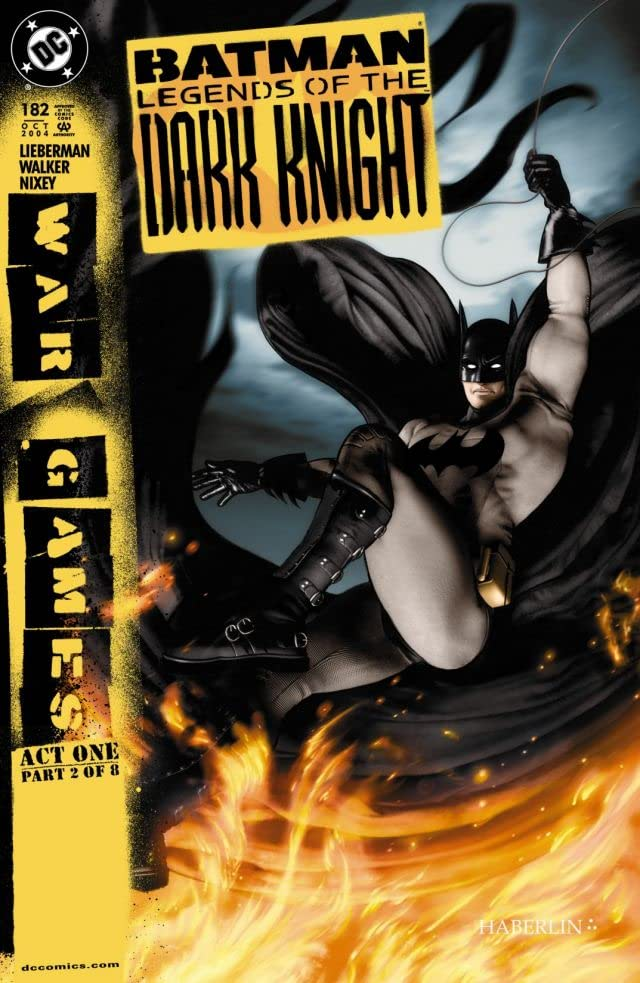 Batman: Legends of the Dark Knight #182