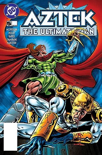 Aztek: The Ultimate Man (1996-1997) #5
