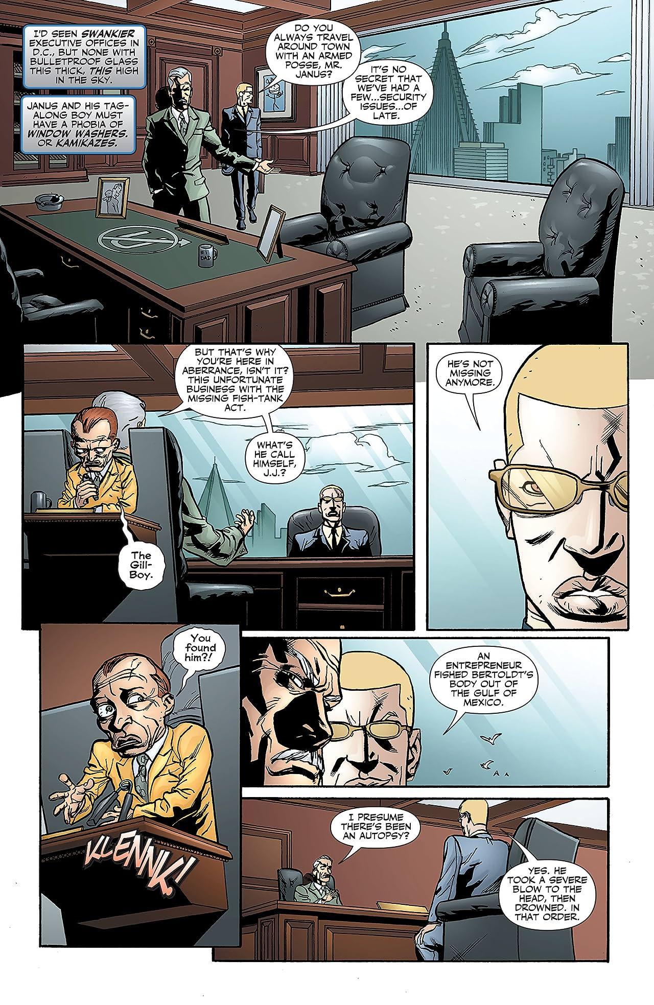 The Un-Men (2007-2008) #1