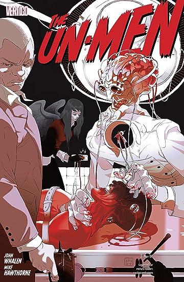 The Un-Men (2007-2008) #2