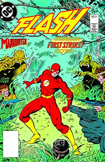 The Flash (1987-2009) #21