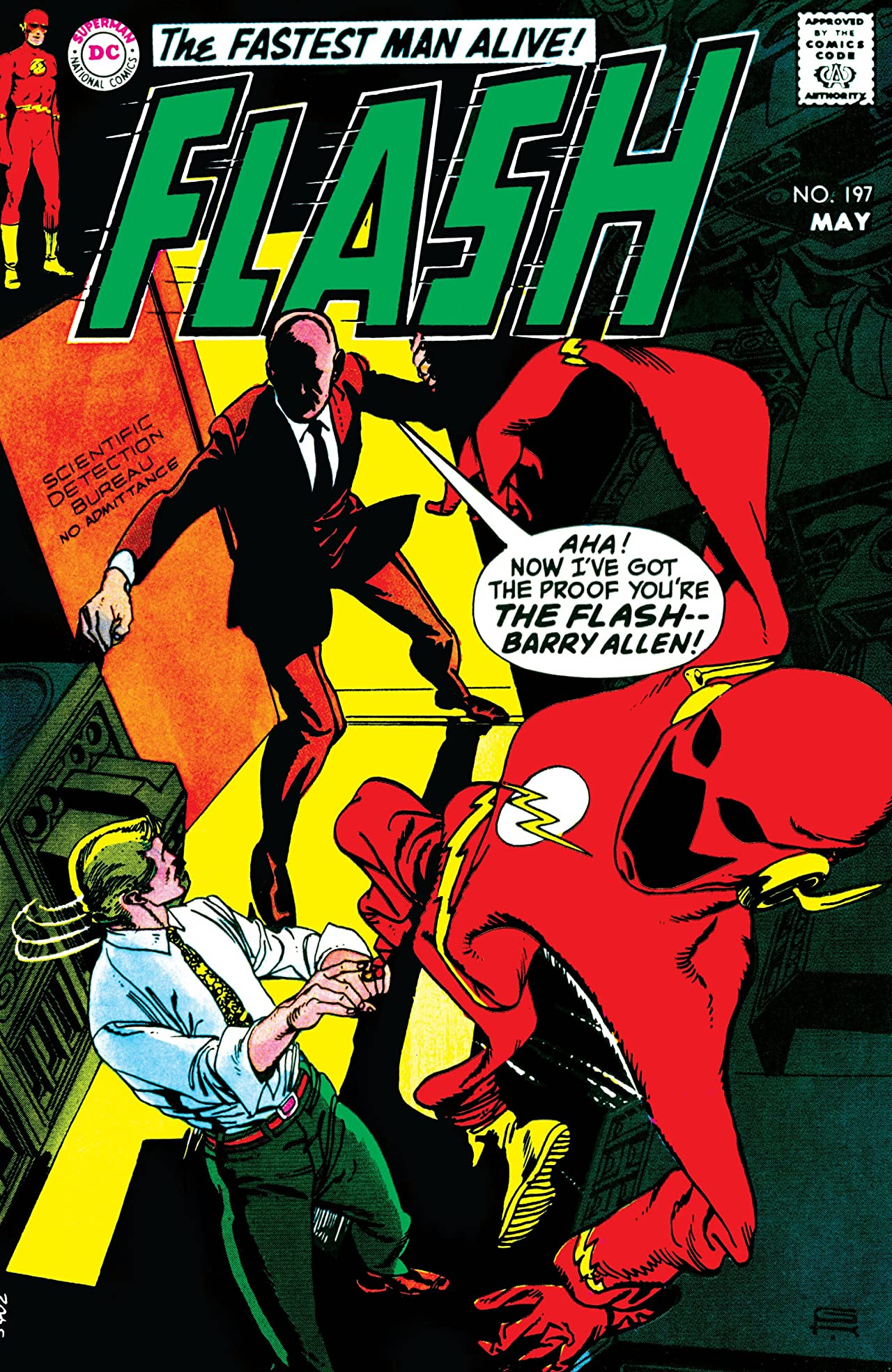The Flash (1959-1985) #197
