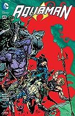 Aquaman (2011-) #43