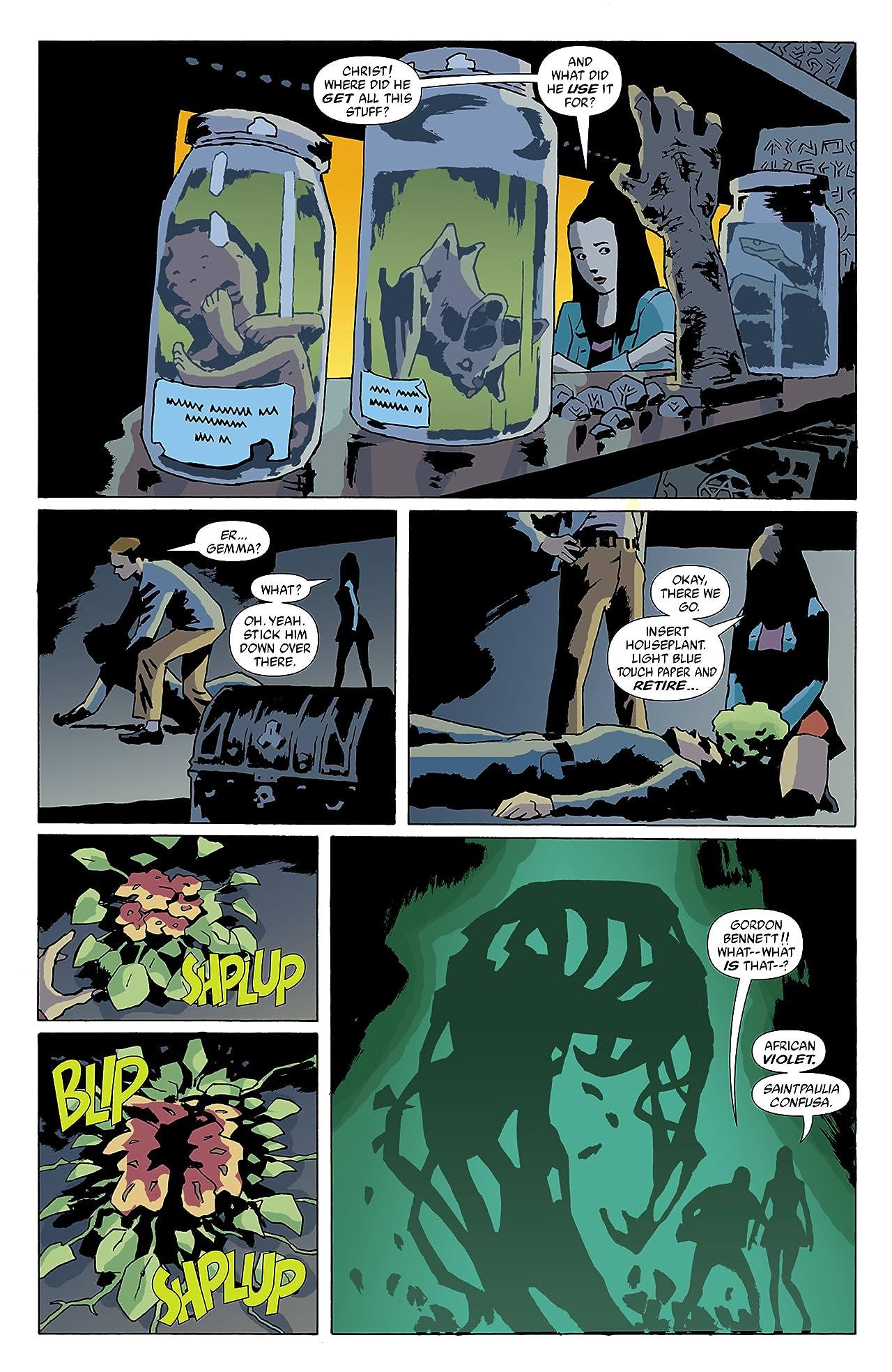 Hellblazer #192